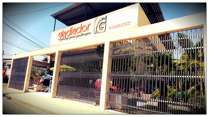 Gladiador Pet Shop